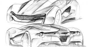 تصميم سيارات