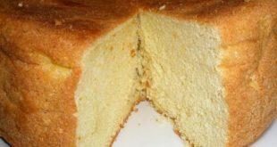 طريقة عمل الكيكة الاسفنجية بالصور , وصفة و لا اسهل