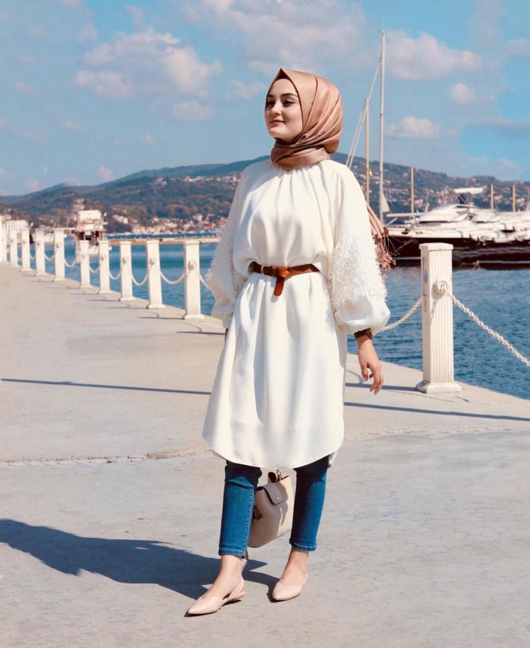 صورة بنات محجبات , الحجاب ساتر لكى 6546 3