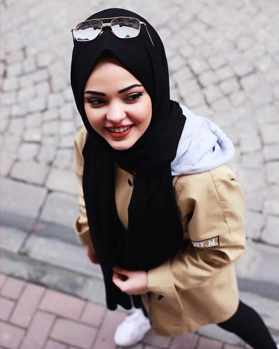 صورة بنات محجبات , الحجاب ساتر لكى 6546 7