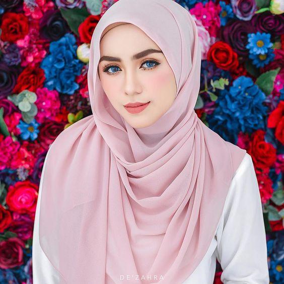 صورة بنات محجبات , الحجاب ساتر لكى 6546 8