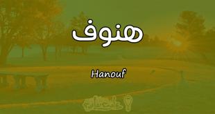 صورة معنى اسم الهنوف , اجمل الاسماء الخليجية 6580 1 310x165