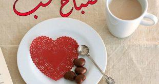 رسالة حب صباحية , صباح الهنا يانور العين
